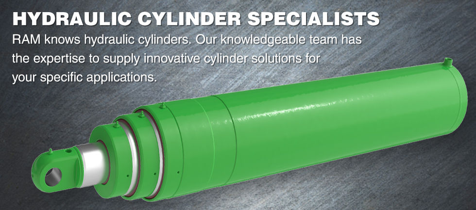 Ram Industries Hydraulic Cylinders and Custom Machining